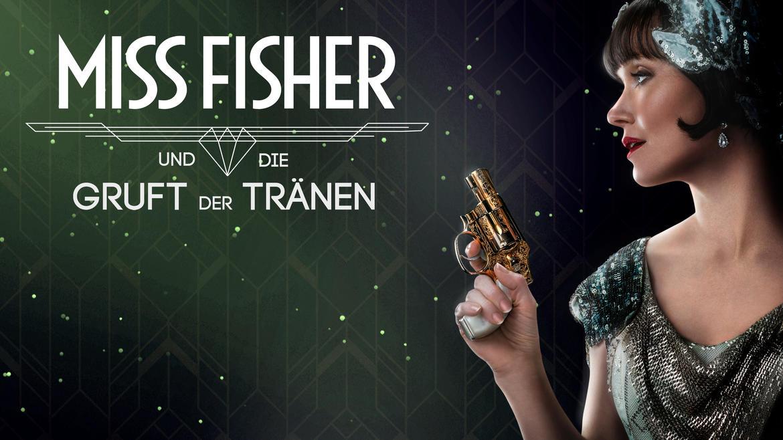 Miss Fishers Cript & Tears SONY CHANNEL
