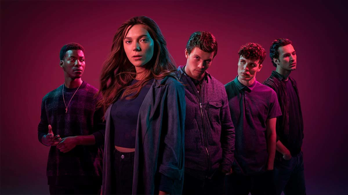 Clique Staffel 2 SONY CHANNEL