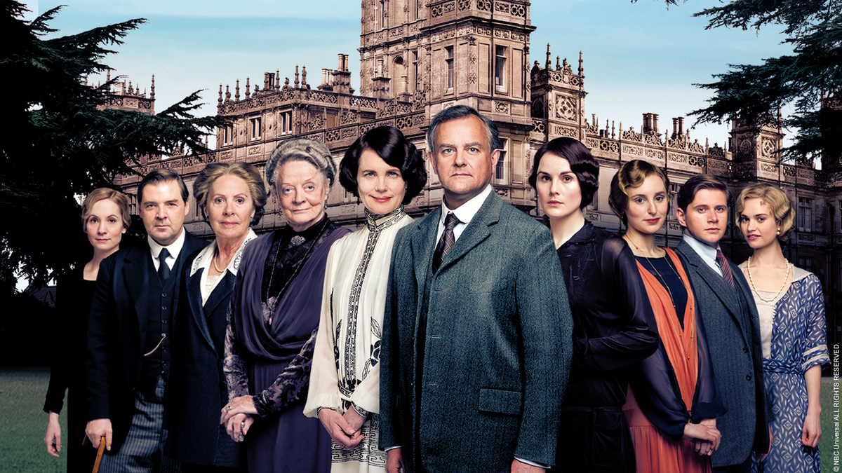 Downton Abbey Staffel 4 beim SONY CHANNEL & auf Abruf