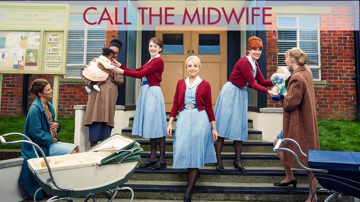Call the Midwife s6 Sony Channel