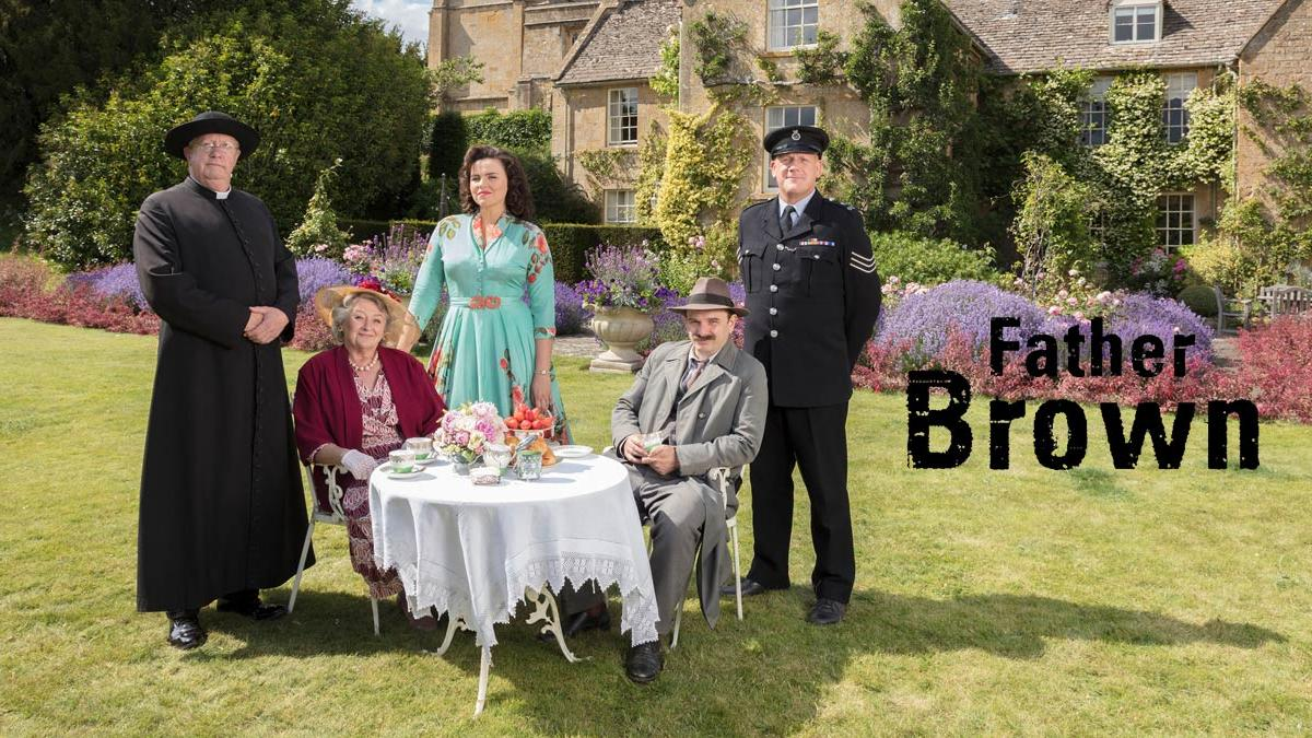 Father Brown S8 SONY CHANNEL