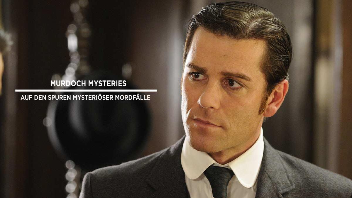 Murdoch Mysteries S2 SONY HANNEL