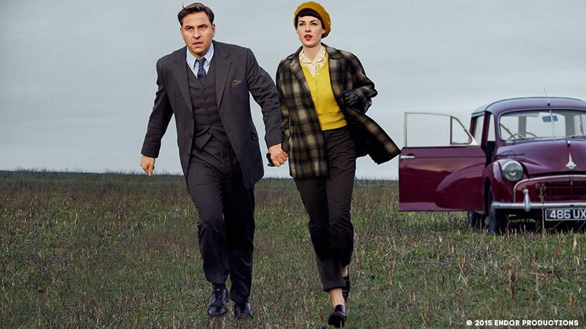 Agatha Christie's Partners in Crime beim SONY CHANNEL