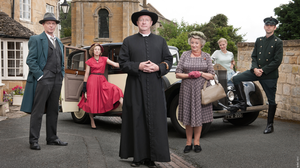 Father Brown beim SONY CHANNEL