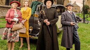Father Brown im SONY CHANNEL