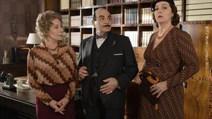 Agatha Christie's Poirot 13. Staffel