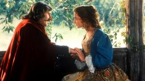 Gérard Depardieu in Cyrano von Bergerac