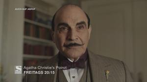 Agatha Christie's Poirot, 12. Staffel