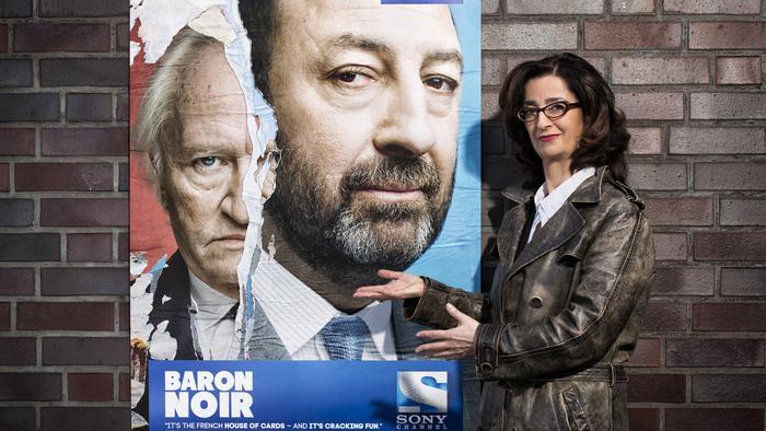 Baron Noir Natalie Licard Sony CHANNEL DE