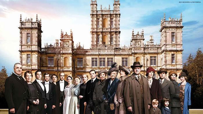 Downton Abbey auf SONY CHANNEL