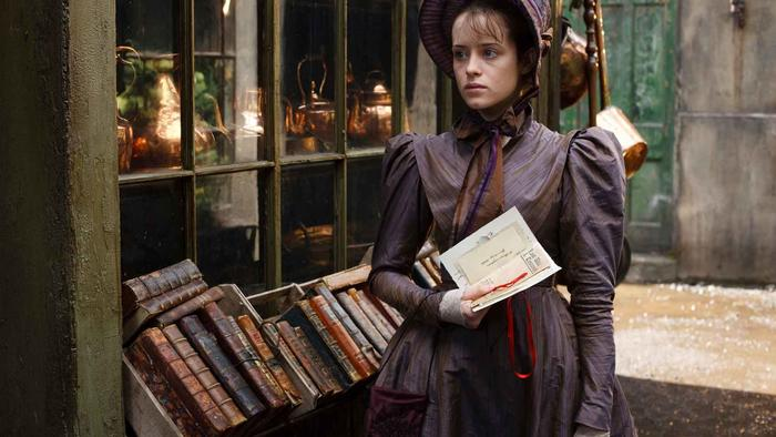 CHARLES DICKENS' LITTLE DORRIT beim SONY CHANNEL