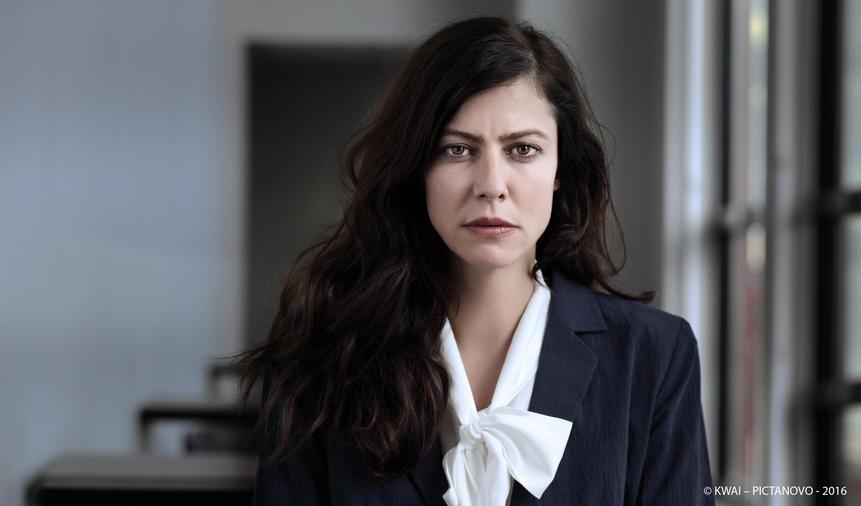 Amélie Dorendeu Anna Mouglalis Baron Noir Sony Channel